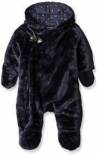 Nautica Newborn Baby Boys' Teddy Fleece Pram MSRP $88.00