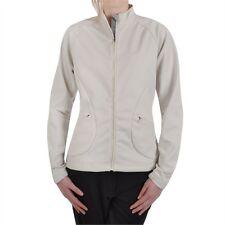 Adidas Climawarm Stretch Full Zip Jacket Ecru Stone S,M,L,XL Warm not Bulky New