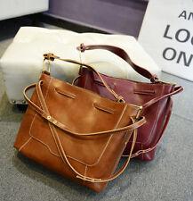 Women Medium New Designer Bag PU Leather Shoulder Handbag