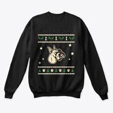 Christmas Standard Schnauzer Gift Hanes Unisex Crewneck Sweatshirt