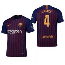 Trikot Nike FC Barcelona 2018-2019 Home La Liga - Rakitic 4 [128 bis XXL] Barca