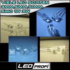 10 20 25 50 100 3mm 5mm 10mm LED Diffus Trasparenti SMD 0603 0805 1206 1210 3528