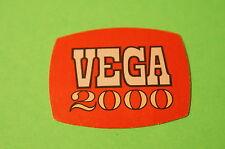Vintage Beer Bar Coaster: VEGA 2000 ~  BRASSERIES ET MALTERIES MOTTE-CORDONNIER?