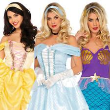 Princess Ladies Fancy Dress Wonderland Leg Avenue Womens Adult Fairytale Costume