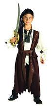 Kids Caribbean Pirate Buccaneer Swashbuckler Costume