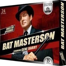 Bat Masterson: Television Marathon (DVD, 2013, 8-Disc Set)