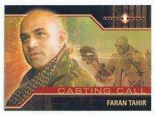 """FARAN TAHIR """"RAZA CASTING CALL #CC5"""" MARVEL IRON MAN"""