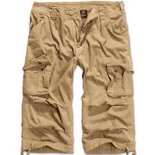 Brandit Leyenda Urbana 3/4 Vintage Shorts Hombres Militares Patrullan Cargas De