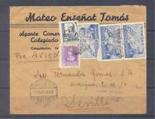 1938.- PALMA DE MALLORCA A SEVILLA