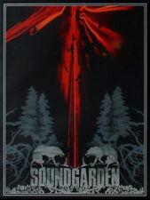 158957 Soundgarden - Rock Band Music Decor Wall Print Poster