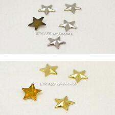 Eimass ® hot fix fer sur Star goujons métalliques, sacs de bricolage embellir Chaussures Costume Craft