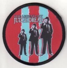 "JUDGE DREAD""Aufnäher""Oi!/SKIN/WAY OF LIFE/PATCH/SKA/REGGAE/ENGLAND/BRING BACK..."