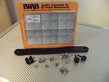 Bird 43 Element Thurline Wattmeter Meter Screw Strap SWR Chart Rebuild Parts Kit