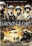 DAYS OF GLORY - INDIGENES rare French dvd WWII Era JAMEL DEBBOUZE Samy Naceri