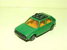 VW GOLF MATCHBOX LESNEY