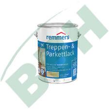 (23,40€/L) Remmers Treppen und Parkettlack 2,5 Liter Versiegelungslack