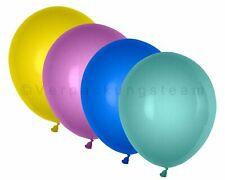 Ballons gonflables métallique Mélange des couleurs Ø 250 mm taille' m'
