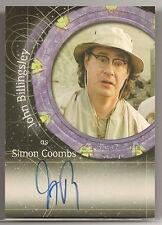 Stargate SG-1 Season 6 Autograph Auto A31 John Billingsley