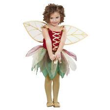 Elfenkostüm Kinder Waldfee Kostüm Elfenkleid Elfen Kinderkostüm Feenkostüm Fee