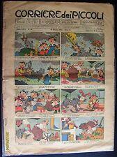 CORRIERE DEI PICCOLI - ANNO XXV n° 42 del 16 OTTOBRE 1932