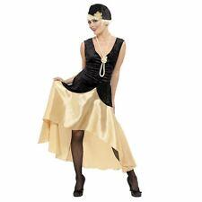 Adult Ladies 1920s 20s Gatsby Girl Glam Charleston Flapper Fancy Dress Costume
