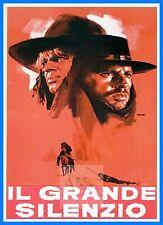 Il Grande Silenzio 2  Westerns & Cowboy Movie Posters