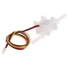 Water Flow Hall Sensor Switch Flow Meter Flowmeter Counter 0.15-4.0L/min