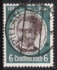 Deutsches Reich Nr.541 Dr. G.Nachtigal 1934, gestempelt