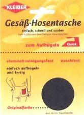 (3,55€/1EA) 1 Gesäßhosentasche Hosentaschen Ersatz Reparatur bügeln 18,5 x 10 cm