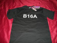 JDM STYLE HONDA CIVIC B16A DOHC B16 T-SHIRT EG EK EF SI GSR B16 SWAP NWT