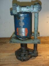 Gusher Pump Ud-S, Uds, 971-355, 230-460V, Ph3, Cy60, 1725Rpm Coolant Hydraulic