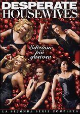 Desperate Housewives - Serie TV - Stagione 2 - Cofanetto Con 7 Dvd - Nuovo