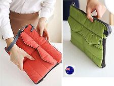 Women Ipad air 6 smart tablet gadget Case travel Organiser protect Bag in bag