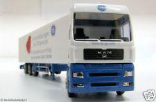 AWM MAN Truck GE TIP Trailer Services H0 1:87 neuw. OVP