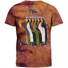 Batik Indians Tie Dye Adult Mens T-Shirt