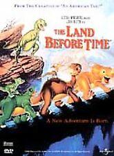 The Land Before Time, Good DVD, Bill Erwin, Gabriel Damon, Burke Byrnes, Judith