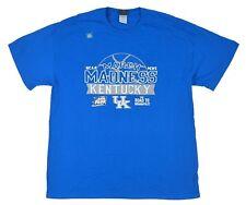 Blue 84 - 2015 March Madness Kentucky Wildcats Blue T-Shirt - Sizes: S, L, XL