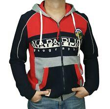 Napapijri Sweatshirtjacke NP0A4E23 BISHOP FZH R471 BRIGHT RED oder BB61 MEDIEVAL