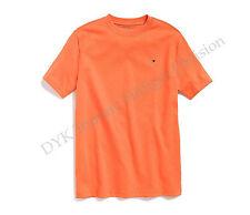 8af14ef713bed Tommy Hilfiger Children Big Boy Nantucket Tee T-Shirt Orange - Free  0  Shipping