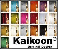 Fadenvorhang Fadenstore Fadengardine Gardine Vorhang in 23 verschiedene Farben