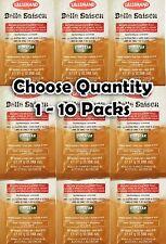 1 to 10 Packs Lallemand Danstar Belle Saison Beer Ale Belgian Yeast 11g. Packet