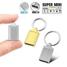Stick Pen drive USB 2.0 U Disk 16GB 8GB Storage Data Flash Drive Key Ring