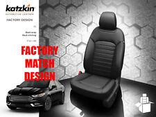 Astonishing Leather Seat Covers Interior Katzkin Fits Ford Fusion Se Machost Co Dining Chair Design Ideas Machostcouk