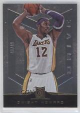 2012 Panini Momentum Drive #124 Dwight Howard Los Angeles Lakers Basketball Card