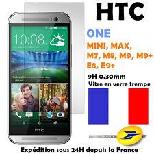 Glas Schutzfolie Hartglas Schutz Bildschirm? HTC One M7/8/9/10 ? Desire