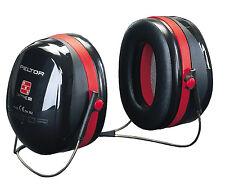 3M PELTOR Optime III H540B Nackenband / 3 Premium Qualität Ohr Abwehrer Schützer