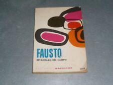 FAUSTO - ESTANISLAO DEL CAMPO - 1968 (IN LINGUA SPAGNOLA)