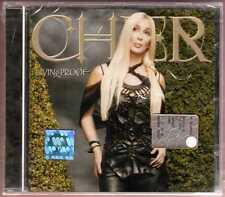 CHER Living Proof - CD sigillato (2001)