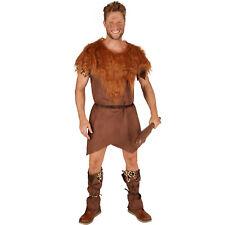 Herrenkostüm Steinzeitmann Urmensch Neandertaler Höhlenmensch Fasching Karneval