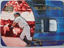 2002  FLEER FOCUS BLUE CHIPS NICK JOHNSON ,YANKEES 058/100 !! BOX 13